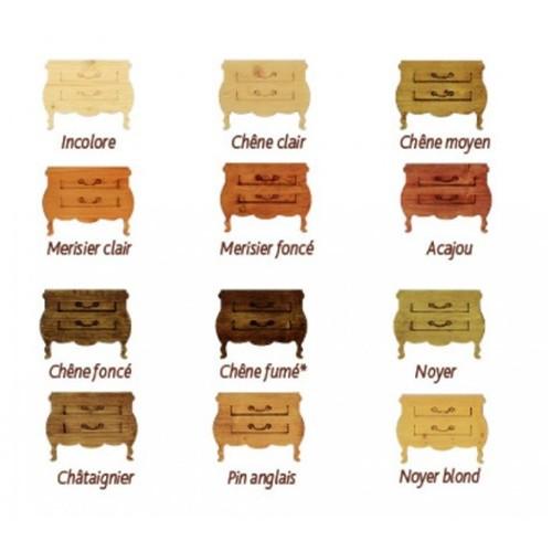 lib ron cire antiquaire black bison 0 5l ch taignier. Black Bedroom Furniture Sets. Home Design Ideas