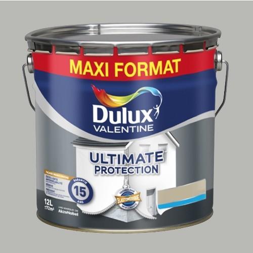 dulux valentine peinture fa ade ultimate protection blanc pas cher en ligne. Black Bedroom Furniture Sets. Home Design Ideas