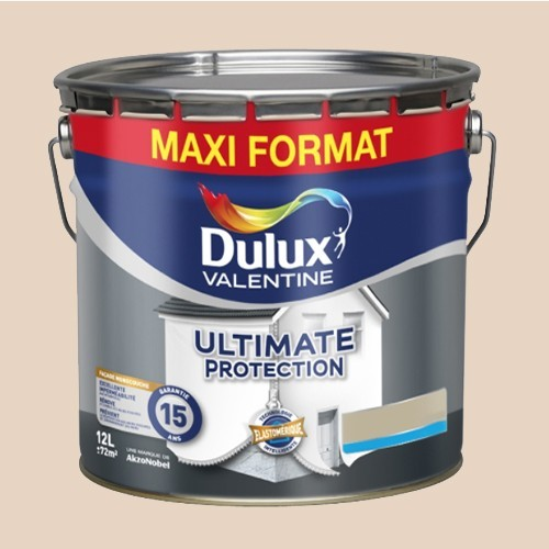 dulux valentine peinture fa ade ultimate protection blanc pas cher en ligne. Black Bedroom Furniture Sets. Home Design Ideas
