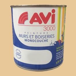 AVI 3000 Peinture Acrylique Murs & Boiseries Abricot tendre