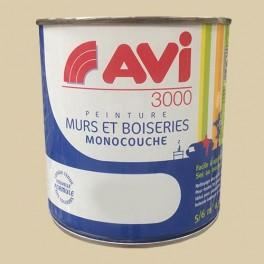 AVI 3000 Peinture Acrylique Murs & Boiseries Blanc cassé