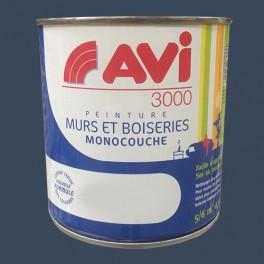 AVI 3000 Peinture Acrylique Murs & Boiseries Bleu marine