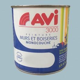 AVI 3000 Peinture Acrylique Murs & Boiseries Bleu tendre