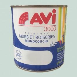 AVI 3000 Peinture Acrylique Murs & Boiseries Ecume de mer