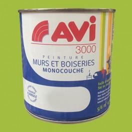 AVI 3000 Peinture Acrylique Murs & Boiseries Granny Smith