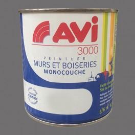 AVI 3000 Peinture Acrylique Murs & Boiseries Gris béton