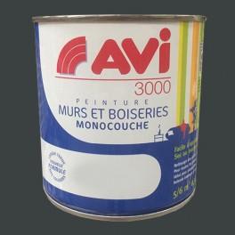 AVI 3000 Peinture Acrylique Murs & Boiseries Gris cendre
