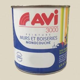 AVI 3000 Peinture Acrylique Murs & Boiseries Perle clair