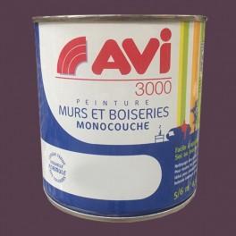 AVI 3000 Peinture Acrylique Murs & Boiseries Prune