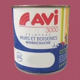 AVI 3000 Peinture Acrylique Murs & Boiseries Vieux rose