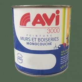 AVI 3000 Peinture Acrylique Murs & Boiseries Vert anglais
