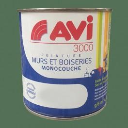AVI 3000 Peinture Acrylique Murs & Boiseries Vert olive