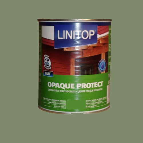 LINITOP Opaque Protect Vert olive (104) Mat