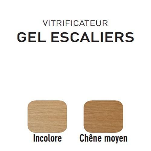 V33 Vitrificateur Gel Escalier Incolore Pas Cher En Ligne
