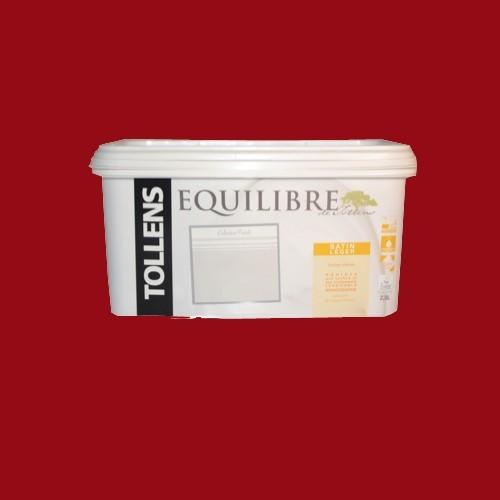 tollens peinture equilibre satin l ger garance 2 5l pas cher en ligne. Black Bedroom Furniture Sets. Home Design Ideas