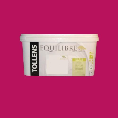 Tollens peinture equilibre satin renforc rouge griotte 2 - Tollens prix au litre ...