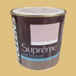 TOLLENS Peinture Suprême Cassonade Mat Velouté 0,5L