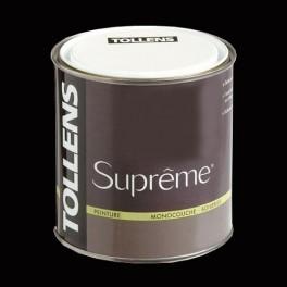 TOLLENS Peinture Suprême Noir Satin 0,5L
