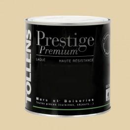 TOLLENS Peinture Prestige Premium Satin Laqué Coquille d'oeuf