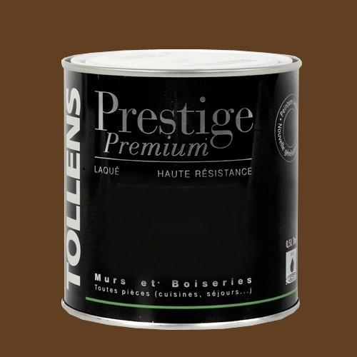 tollens peinture prestige premium laqu tabac satin 0 5l pas cher en ligne. Black Bedroom Furniture Sets. Home Design Ideas