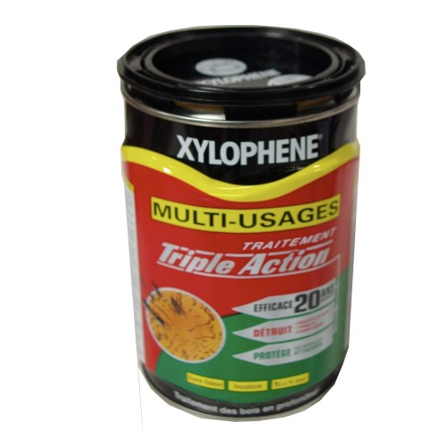 traitement xylophene triple action multi usages incolore