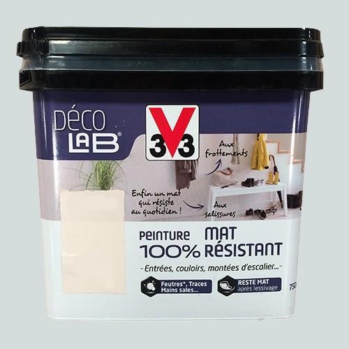 V33 déco lab peinture mat 100 résistant manganèse pas cher en ligne