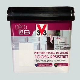 V33 Déco LAB Peinture Meuble de cuisine 100% Résistant Manganèse