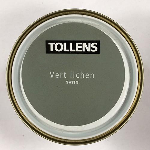 tollens peinture supr me vert lichen satin pas cher en ligne. Black Bedroom Furniture Sets. Home Design Ideas