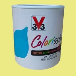 Peinture V33 Colorissim Mat Vert printemps n°57
