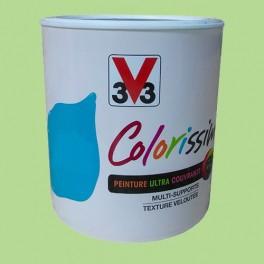 Peinture V33 Colorissim Mat Vert granny n°58