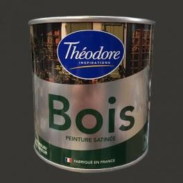 Théodore Peinture Acrylique BOIS Ton brun