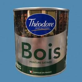 Théodore Peinture Acrylique BOIS Bleu provence