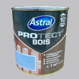 ASTRAL Peinture Protect'Boisn Gris clair