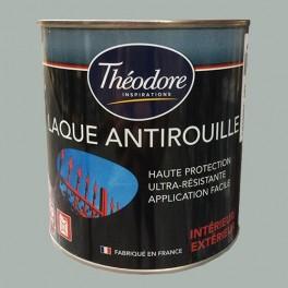 Théodore Laque Antirouille Gris clair