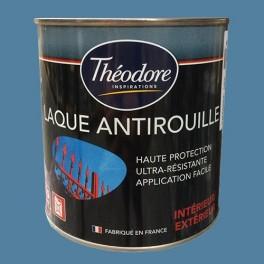 Théodore Laque Antirouille Bleu Provence