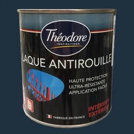 Théodore Laque Antirouille Bleu nuit