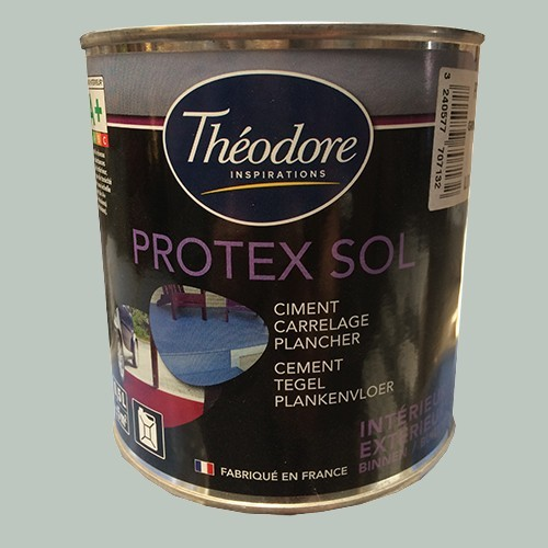 Théodore Peinture Protex Sol Gris clair