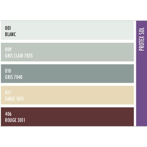 th odore peinture protex sol rouge pas cher en ligne. Black Bedroom Furniture Sets. Home Design Ideas