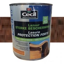 CECIL LX545 Lasure Protection Forte Chêne ancien