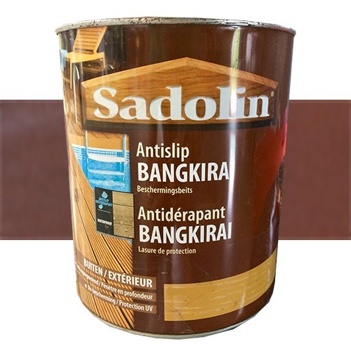 SADOLIN Bangkirai Antidérapant Teck