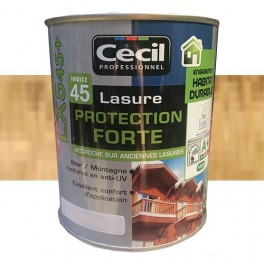 CECIL LX545 Lasure Protection Forte Chêne clair