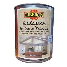 LIBÉRON Badigeon Poutres & Boiseries Cottage