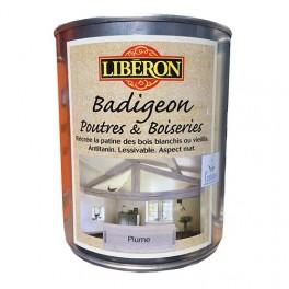 LIBÉRON Badigeon Poutres & Boiseries Plume
