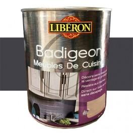 LIBÉRON Badigeon Meubles de cuisine 1L Ardoise