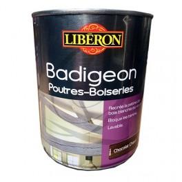 LIBÉRON Badigeon Poutres & Boiseries Chocolat chaud Mat