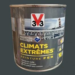 V33 Peinture Fer Climats Extrêmes Mat Anthracite