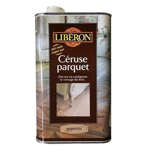 LIBÉRON Céruse Parquet Gris gustavien