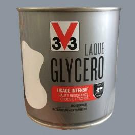 V33 Laque Glycéro Brillant Gris Acier n°5