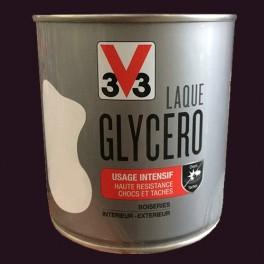 V33 Laque Glycéro Brillant Chocolat n°22