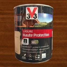 V33 Lasure Haute protection 8ans Ecoprotect Chêne ambré